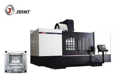 High Speed Vertical Machine Center , 1.6 Tons Load Capacity CNC Lathe Machine